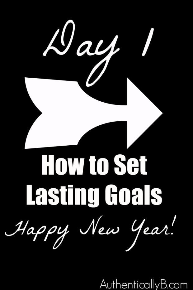 Set goals